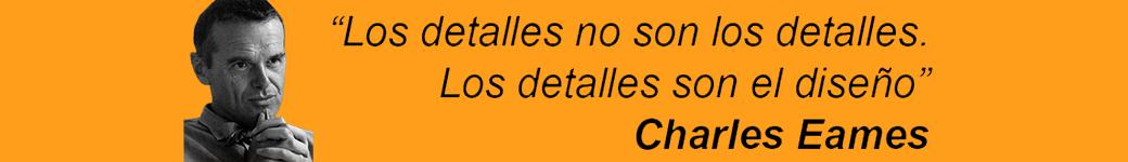 Frase Charles Eames